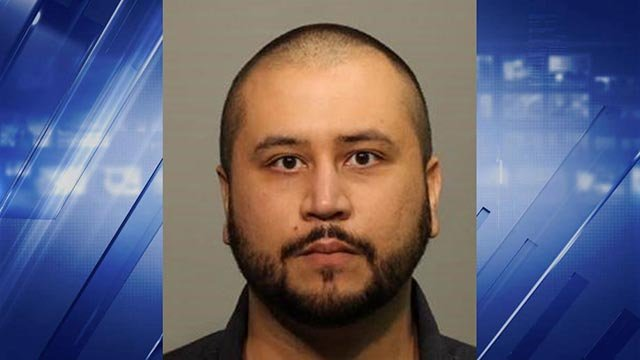 (Credit: Seminole County Sheriff) George Zimmerman Arrested