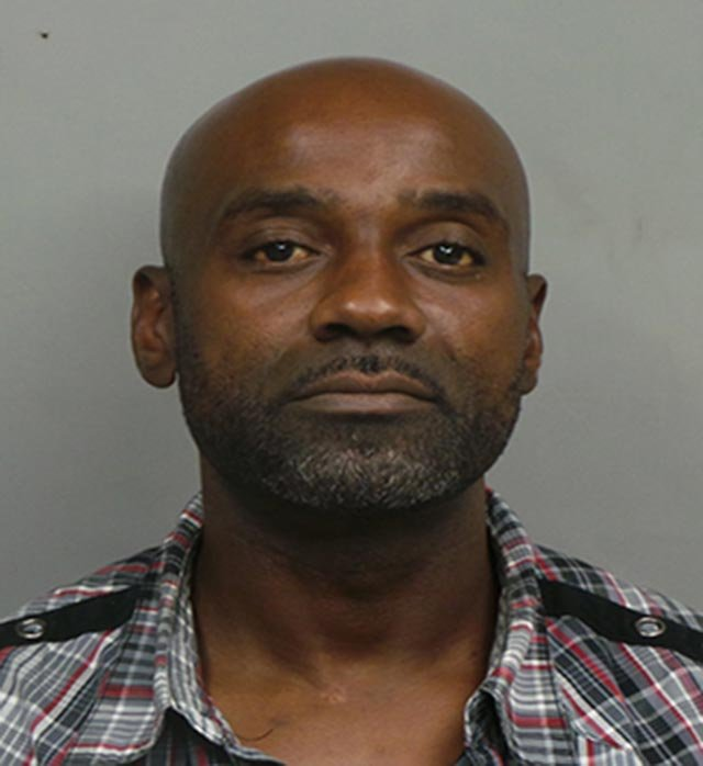 Marvin L. Young, 56, is facing charges for allegedly taking $3,000 worth of rims and tires off of a vehicle in a Metro East car lot