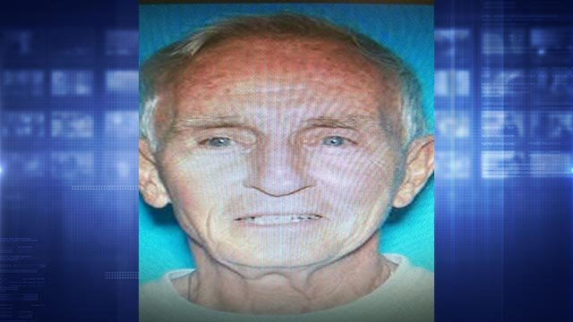 August Bowers was last seen in the area of Ladue and Olive