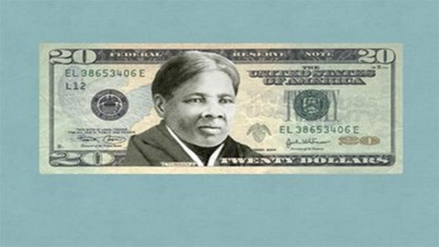 (Credit: CNNMoney) Harriet Tubman should be the first woman on the $20 bill, according to a new online poll. The survey was conducted by the advocacy group Women on 20s, which is pushing to have a woman's face on U.S. paper currency.