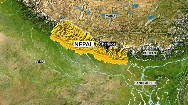 A U.S. military helicopter has gone missing near Charikot, Nepal while the aircraft was conducting humanitarian assistance and disaster relief in support of the recent Nepal earthquakes, U.S. Navy Capt. Chris Sims told CNN Tuesday.