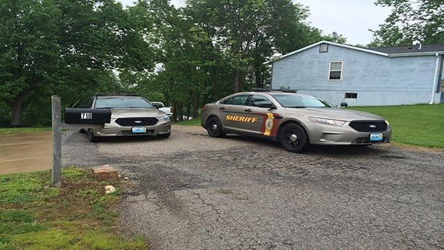 Two men are dead after an apparent murder-suicide in Fenton Thursday morning