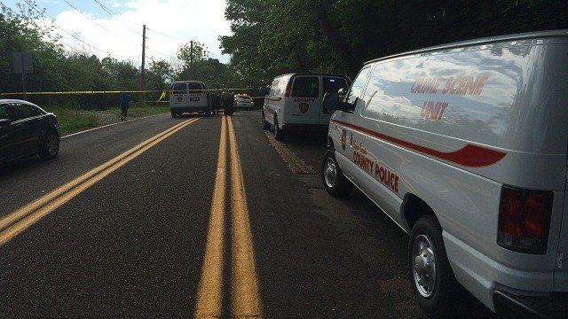 A body was found in North St. Louis County Thursday afternoon.