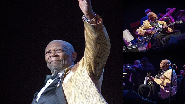 (Credit: Zach Dalin) B.B. King