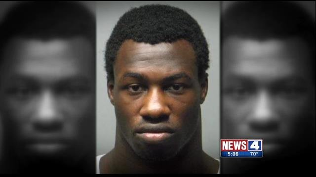 Michael Johnson, a former Lindenwood wrestler, was convicted for intentionally giving a man HIV, but an appeals court recently ordered a new trial. Credit: St. Charles County PD