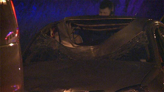 A man was fatally struck at Natural Bridge and Farrar late Sunday night.