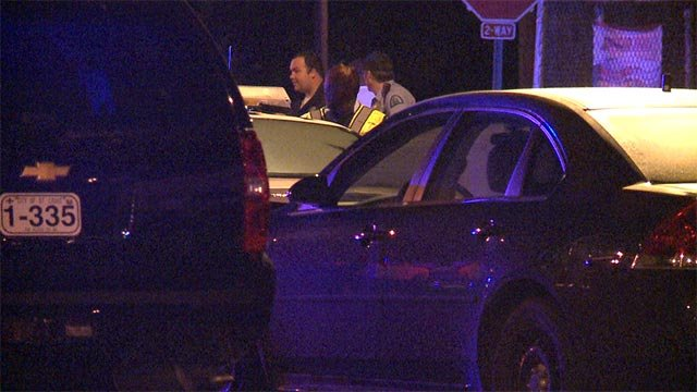 A man was fatally struck at Natural Bridge and Farrar late Sunday night.