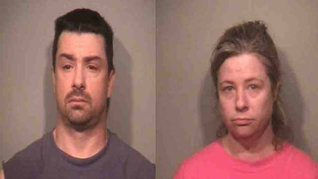 Stacie Hamilton and Ralph Grant are charged with harassment by electronic media. The two are accused of harassing a 12-year-old boy
