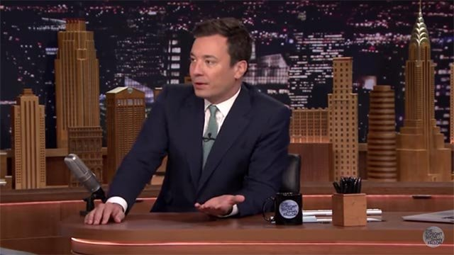 (Credit: The Tonight Show / YouTube)