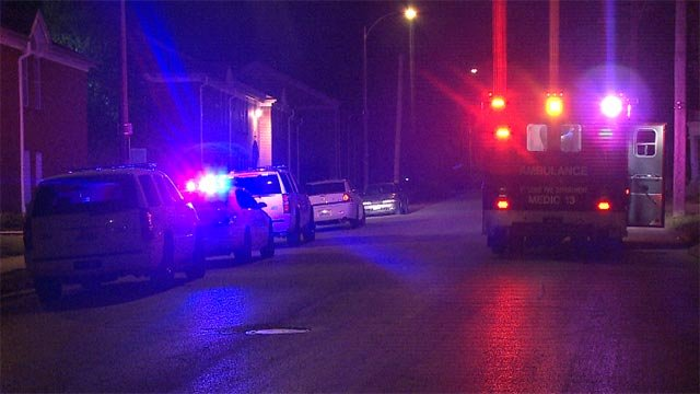 A 17-year-old was shot in the 1900 block of Hodiamont early Wednesday morning