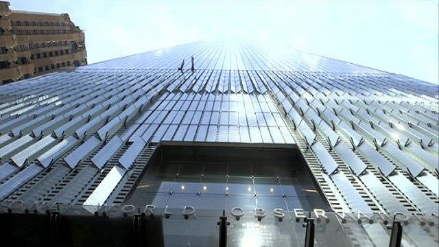 Three to four million people are expected to come to One World Observatory during the first year.
