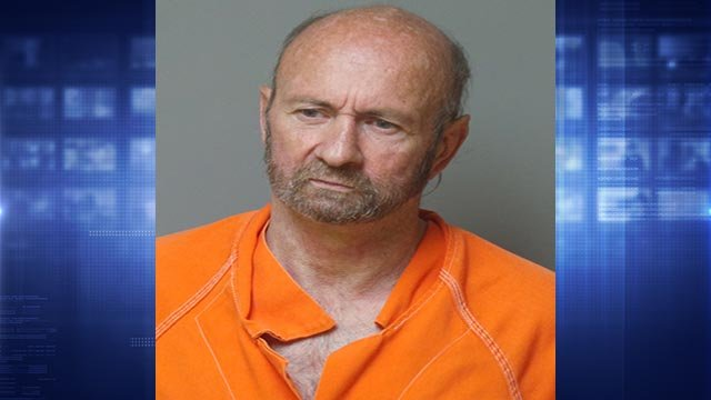 Owen Tross was arrested for his 13th DWI charge, police say