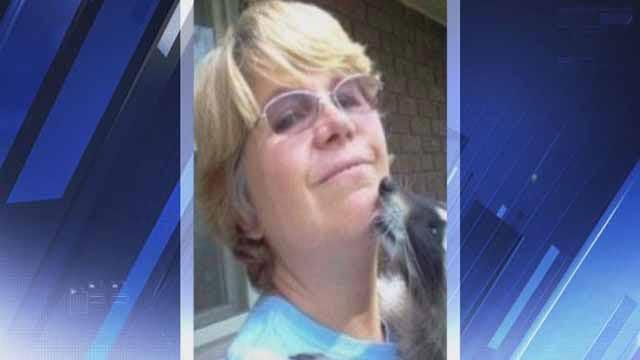 Sandie Konopelski, 58, was struck on the tracks near North Illinois Street around 8:20 a.m. on April 24.