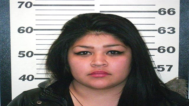 Diane Rodriguez, 23, of Fairmont City, is charged with unlawful possession of a controlled substance