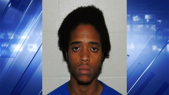 Police arrested and charged 19-year-old Garret Watts in the homicide of a man in his Normandy home late Sunday night.