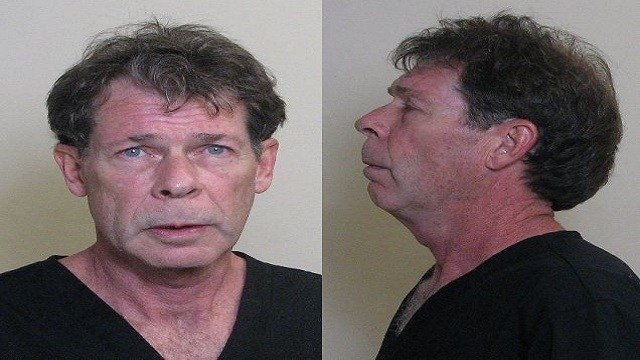 Ronnie Blom, 56, is accused of sexually assaulting a client during a massage session. He is being held in the Madison County Jail on $100,000 bond.