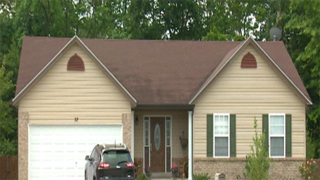 Police received a call for a shooting in the 30 block of Colonial Creek Court around 12:30 a.m.
