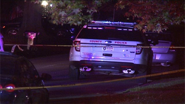 A man was murdered in the 9840 block of Dennis Drive just before midnight Tuesday