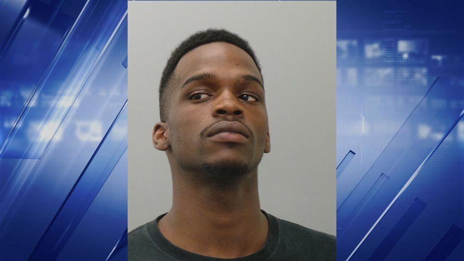 Montrell Duff, 20, allegedly broke into the residence and ordered the victims to lay down in the bathtub. The victims were told they would be shot if they moved, according to a probable cause statement.