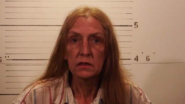 Linda Sonsoucie, 63, is charged with unlawful procurement of meth precursors.