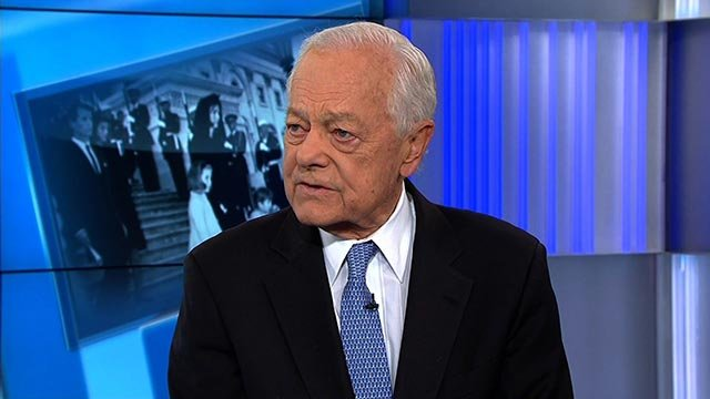 "(Credit: CNN) After nearly 50 years with CBS News, ""Face the Nation"" anchor Bob Schieffer announced on Wednesday, April 8, 2015, that he would be stepping down from his post in the summer."