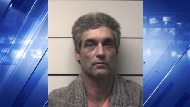 William Pennington, 45, of Elsberry, was charged with assault, resisting felony arrest and assault on a police animal after a nine hour stand-off in O'Fallon, Mo.