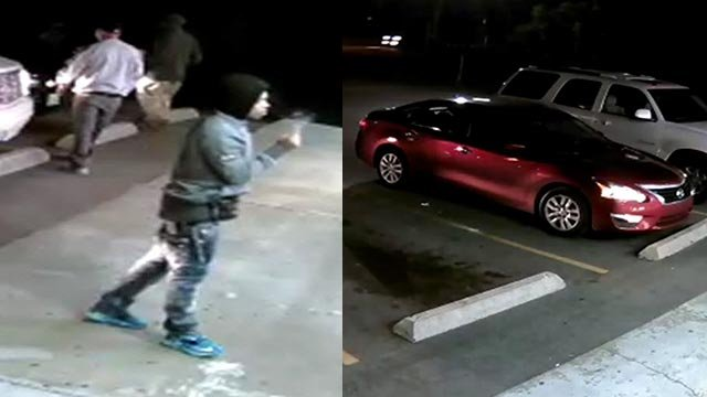Anyone with information about the crime is asked to contact CrimeStoppers or the St. Louis County Police Department.