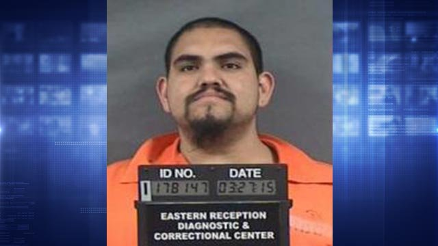 Jesse Lopez, 26, is facing second-degree burglary for allegedly stealing from tire shop