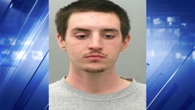 Johnathon William Lyles is charged with stealing more than 100 DVDs from a South County Walmart.