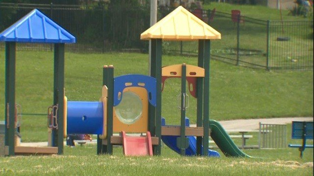 Residents of Pine Lawn say Pelton Jackson Municipal Park is often locked and not open to the public.