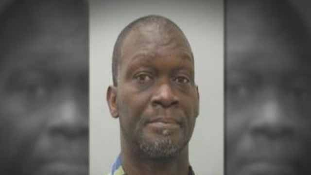 Alvin Buchanan is accused of firing a gun outside his home and then asking his son to hide it