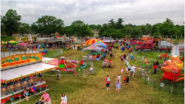 The 38th annual Ballwin Days Festival will begin Thursday.