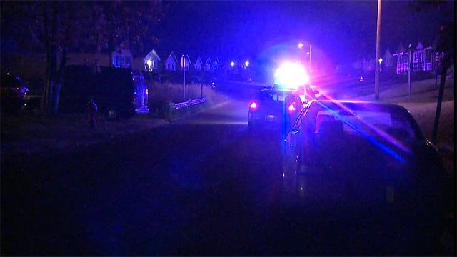 Officers were in the 10000 block of Count Drive when they heard gunshots and believed they were under fire, police said