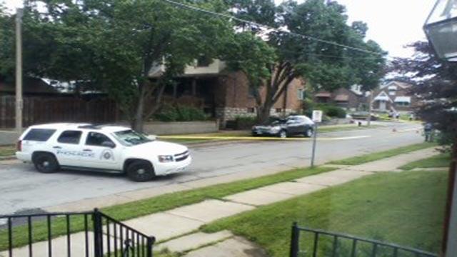 (Credit: Linda Hawkins) Linda McLaughlin's vehicle was found in South City