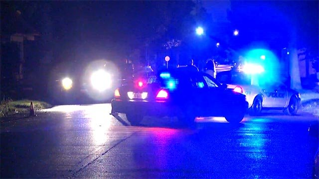 Shots were fired around 1:30 a.m. in the 800 block of Washington Avenue in Madison.