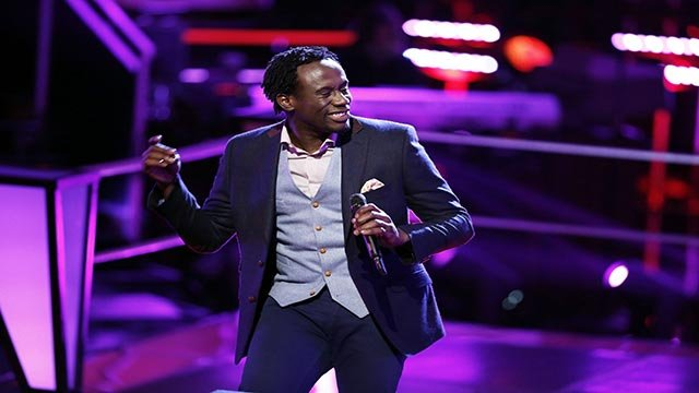 """(Credit: Tyler Golden / NBC) Anthony Riley, a contestant from the most recent season of """"The Voice"""" has died at 28, NBC confirmed Sunday."""