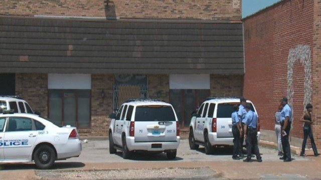 A child was stabbed near the intersection of Chippewa and Grand Tuesday morning.