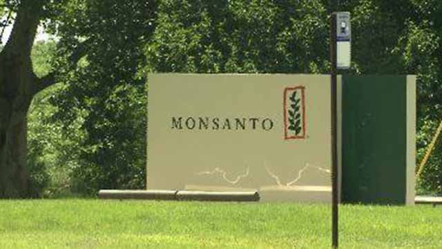 Monsanto has five locations in Mexico. (Credit: KMOV)