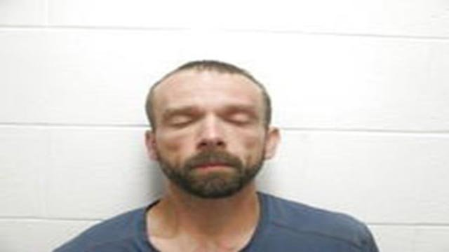 Michael A. White was arrested for allegedly tampering with vehicles in a commuter lot, leading police on a foot pursuit, and entering a home.