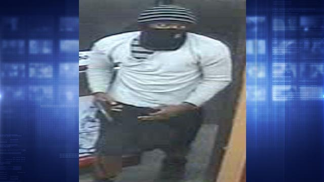 Anyone with information about the armed robbery suspect should contact Fairview Heights police