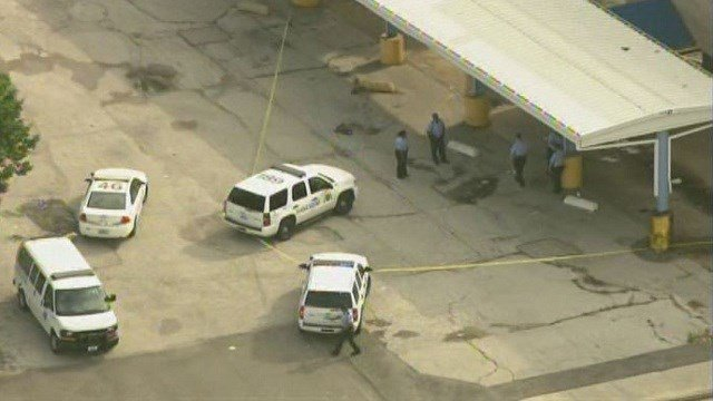 Police responded to an alleged stabbing that happened at Cass Avenue and North 13th Street.
