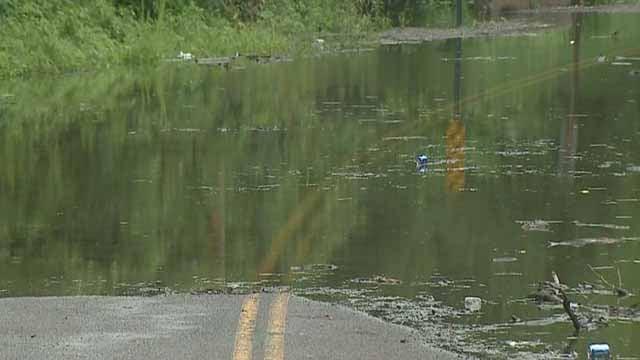 Flooding in Jefferson County