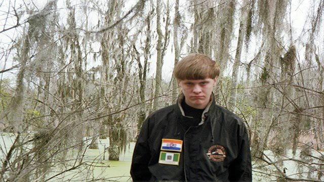 Dylan Roof (Source: Facebook)