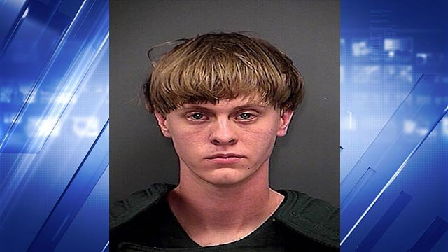 (Credit: Charleston County Sheriff) Dylann Roof, 21, is a suspect in the killing nine people Wednesday, June 17, 2015 night at a historic African-American church in Charleston, South Carolina.