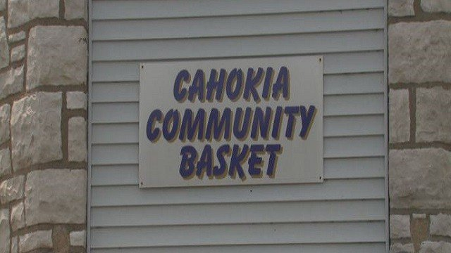 The Cahokia Community Basket food pantry was shutdown by a letter from Mayor Curtis McCall.