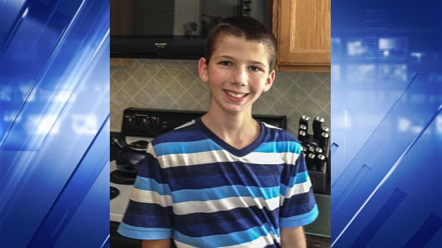 Blake Koehr, 12, won a trip to the White House to attend a kids' State Dinner hosted by First Lady Michelle Obama.