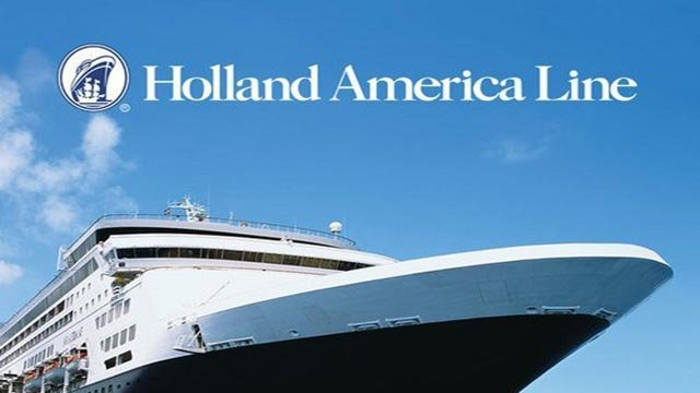 (Credit: Holland America Line) The Holland America Line is a cruise ship company with a fleet of 15 mid-size ships with more than 500 sailings a year visiting all seven continents.
