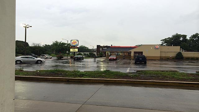 An ex-employee of the Burger King was shot after returning to the fast food restaurant Friday morning.