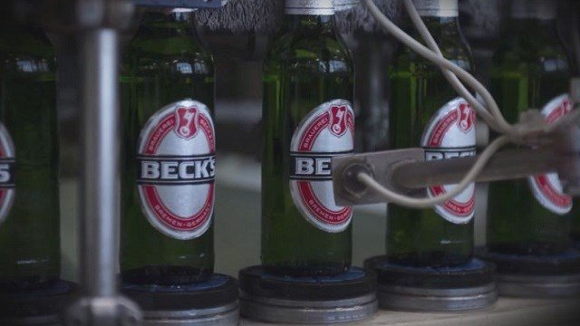 Beck's beer drinkers are entitled to a refund after some consumers felt deceived by the beer's marketing as a German beer.