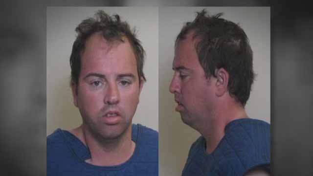 Timothy Gaudreault, 38, is charged with public indecency and aggravated battery. He allegedly exposed himself to an EMT on ambulance, and also grabbed her